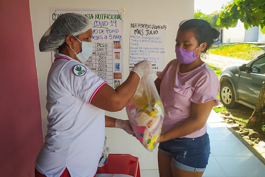 ICBF entregará en agosto más de 87 mil canastas alimentarias para la primera infancia de Córdoba