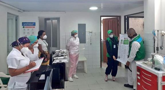 ICBF presentó ruta de atención para víctimas de violencia sexual a autoridades del Amazonas