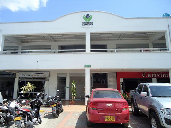 ICBF articuló con Comisaría de Puerto Lleras la atención para niños víctimas de violencia