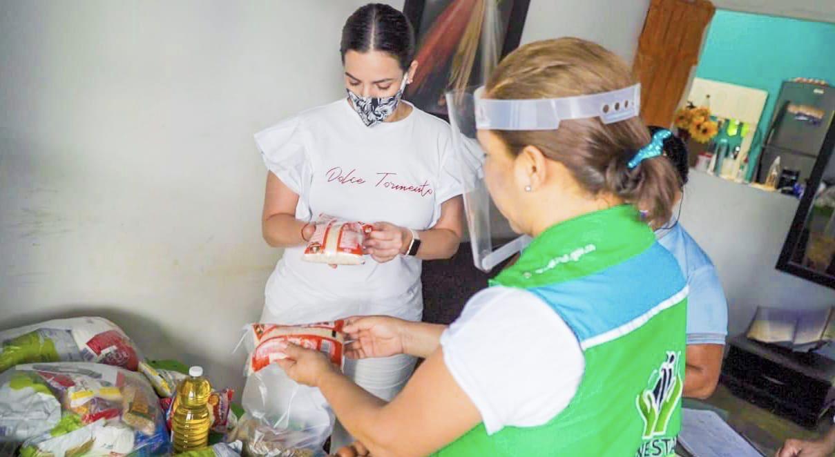 Tras visita a Córdoba, Directora del ICBF termina maratónica jornada por el Caribe colombiano