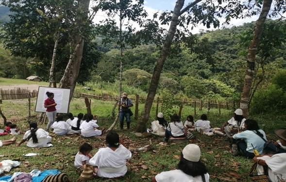 ICBF brinda atención a más de 500 niños y niñas de comunidades étnicas en el Magdalena