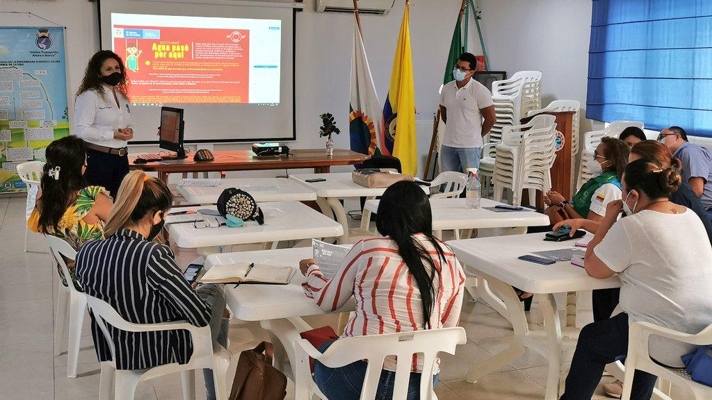 ICBF acompaña conformación de Mesa de Participación para niños y adolescentes en Amazonas
