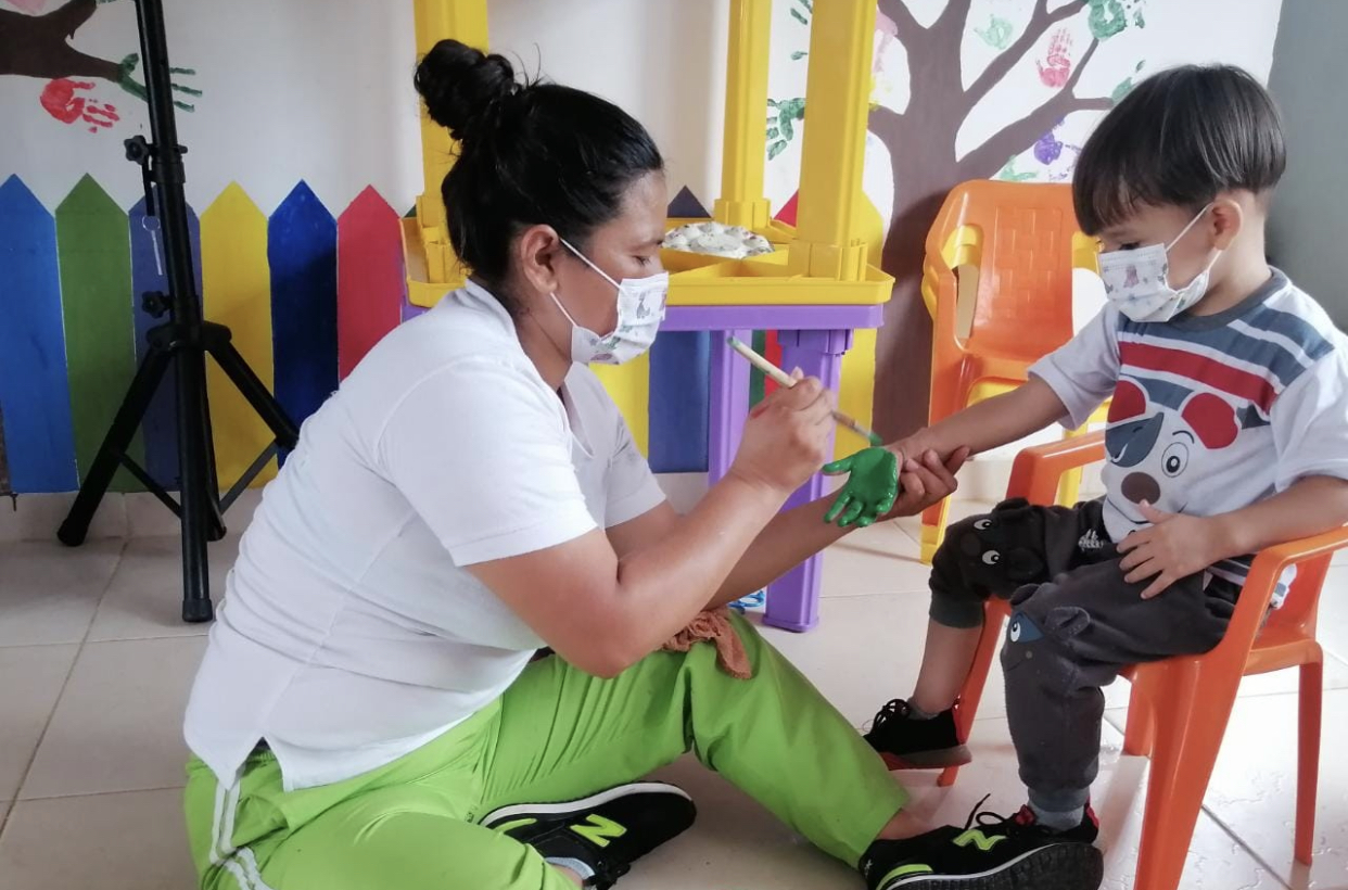 ICBF beneficia a la primera infancia en territorios PDET en Caquetá