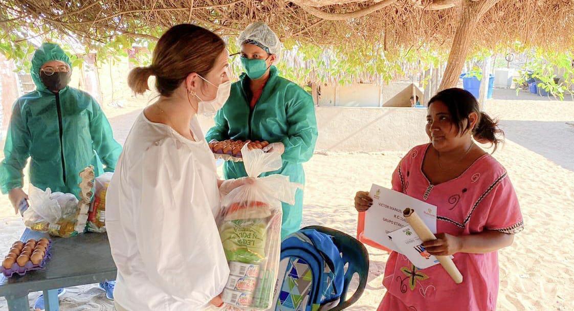 ICBF garantiza la atención a niños y niñas en riesgo de desnutrición durante la emergencia sanitaria