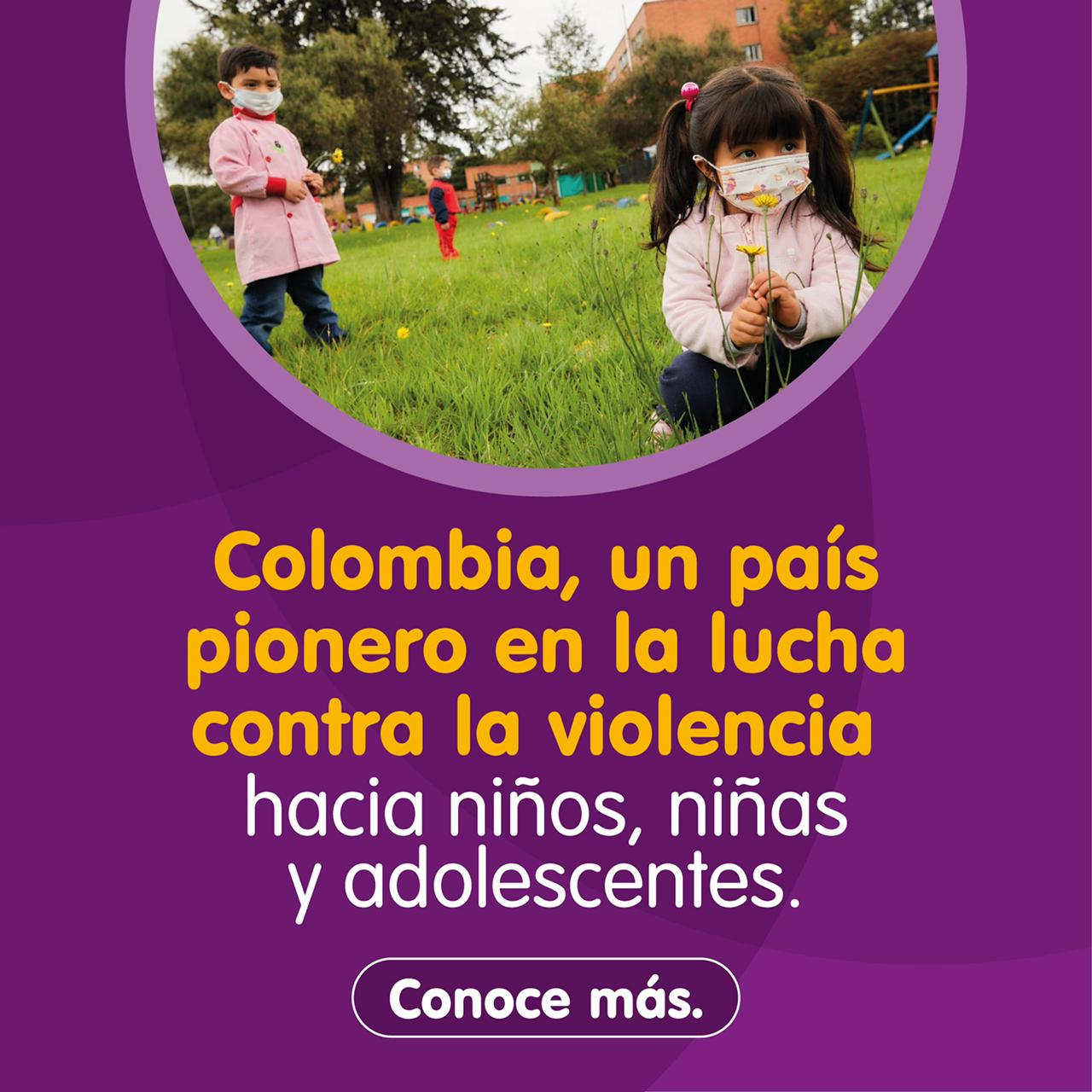 BUILDING A CULTURE OF PROTECTION: COLOMBIA'S IMPACT IN 2020