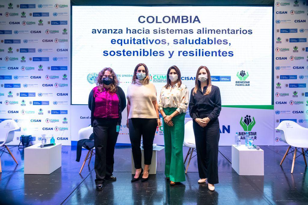 Colombia cuenta con una hoja de ruta para la transformación de los sistemas alimentarios sostenibles
