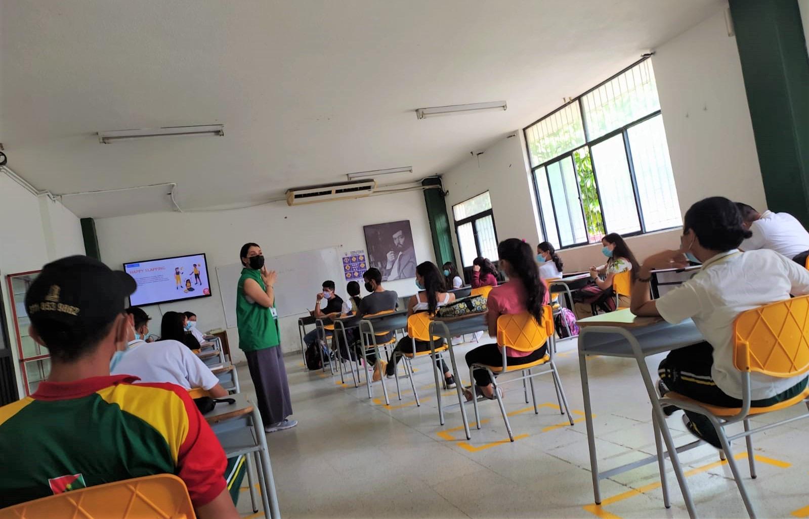 ICBF en Yopal adelantó conversatorio sobre la prevención de violencias sexuales en entornos digitales
