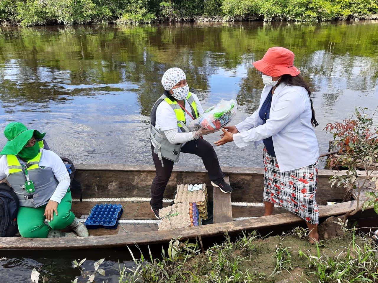 ICBF aumenta cobertura de atención para prevenir la desnutrición en Putumayo