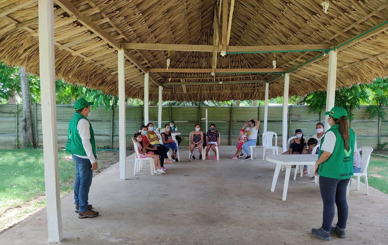 ICBF atenderá a 700 familias en Territorios Étnicos con Bienestar en Sucre