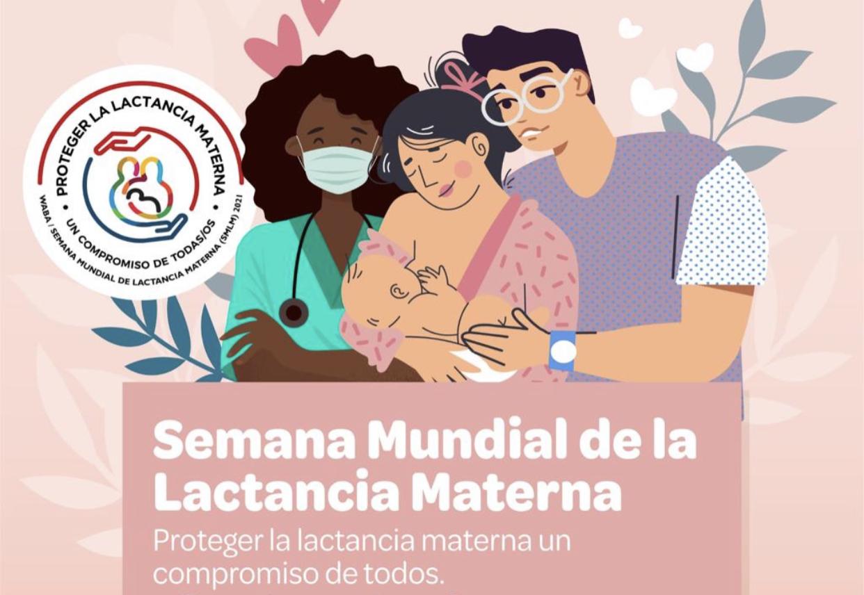 ICBF e instituciones del Cauca celebran Semana Mundial de Lactancia Materna