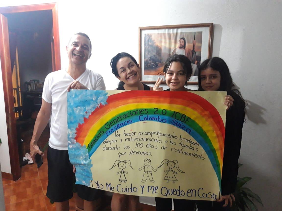 ICBF atiende a 3.375 niños y adolescentes en Antioquia con programa Generaciones Sacúdete