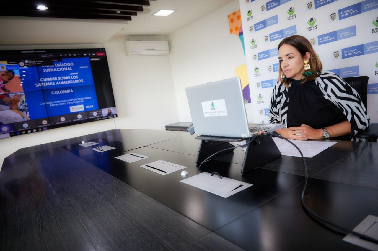 Colombia se prepara para la Cumbre Mundial sobre Sistemas Alimentarios 2021