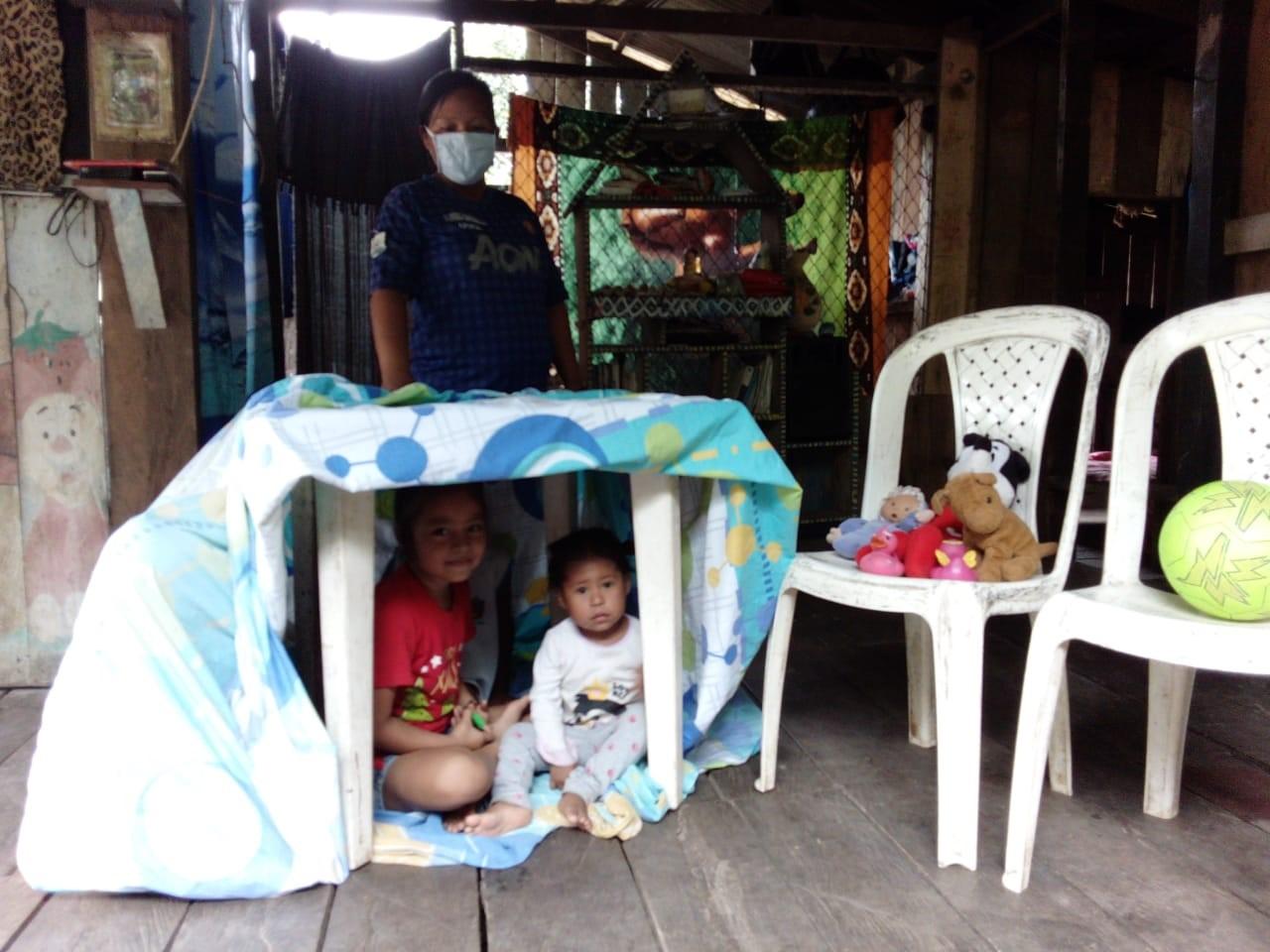 Construir Nichos De Juego Y Exploración En Casa Una Oportunidad Para Favorecer El Desarrollo De Niñas Y Niños En Primera Infancia Portal Icbf Instituto Colombiano De Bienestar Familiar Icbf