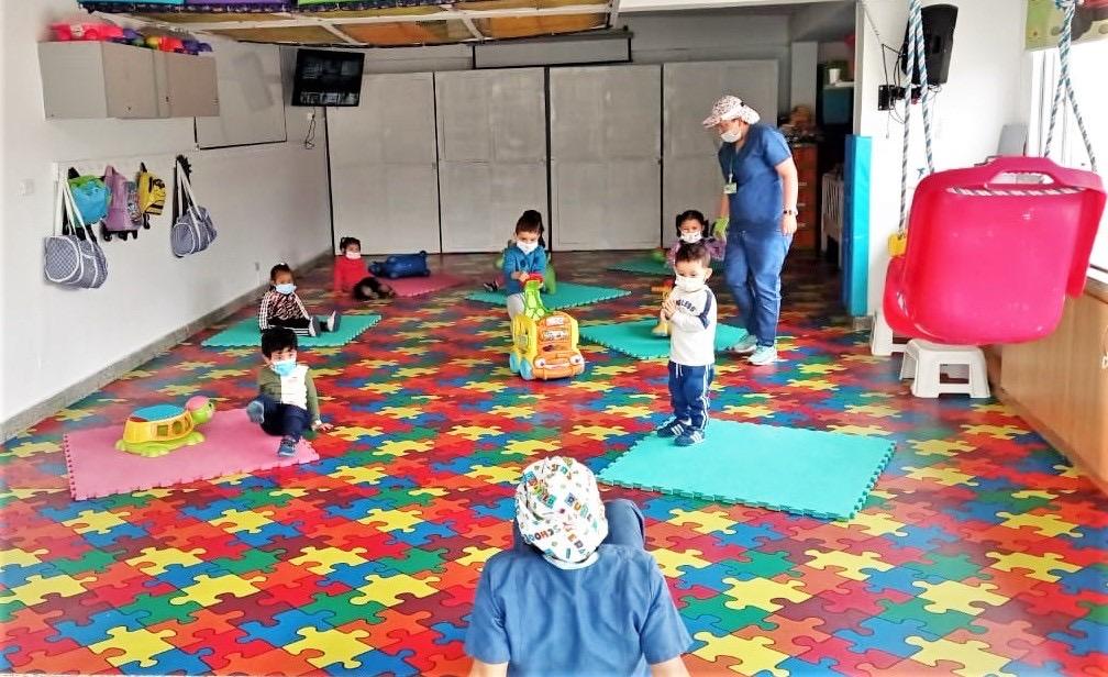 ICBF fortalece componente pedagógico de operadores de primera infancia
