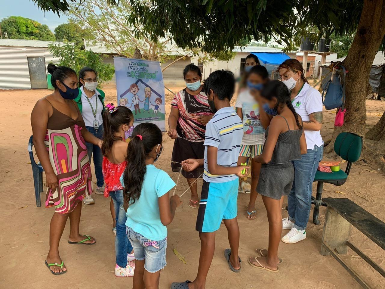 ICBF fortalecerá las  capacidades de las familias en Vichada