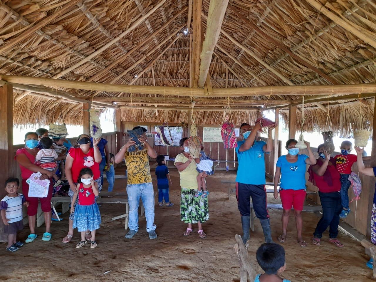 Nidos que tejen y cuentan historias: estrategia del ICBF para la educación inicial en comunidades indígenas del Vichada