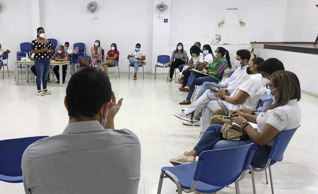 ICBF fortalece oferta de servicios para adolescentes y jóvenes de responsabilidad penal en Bolívar