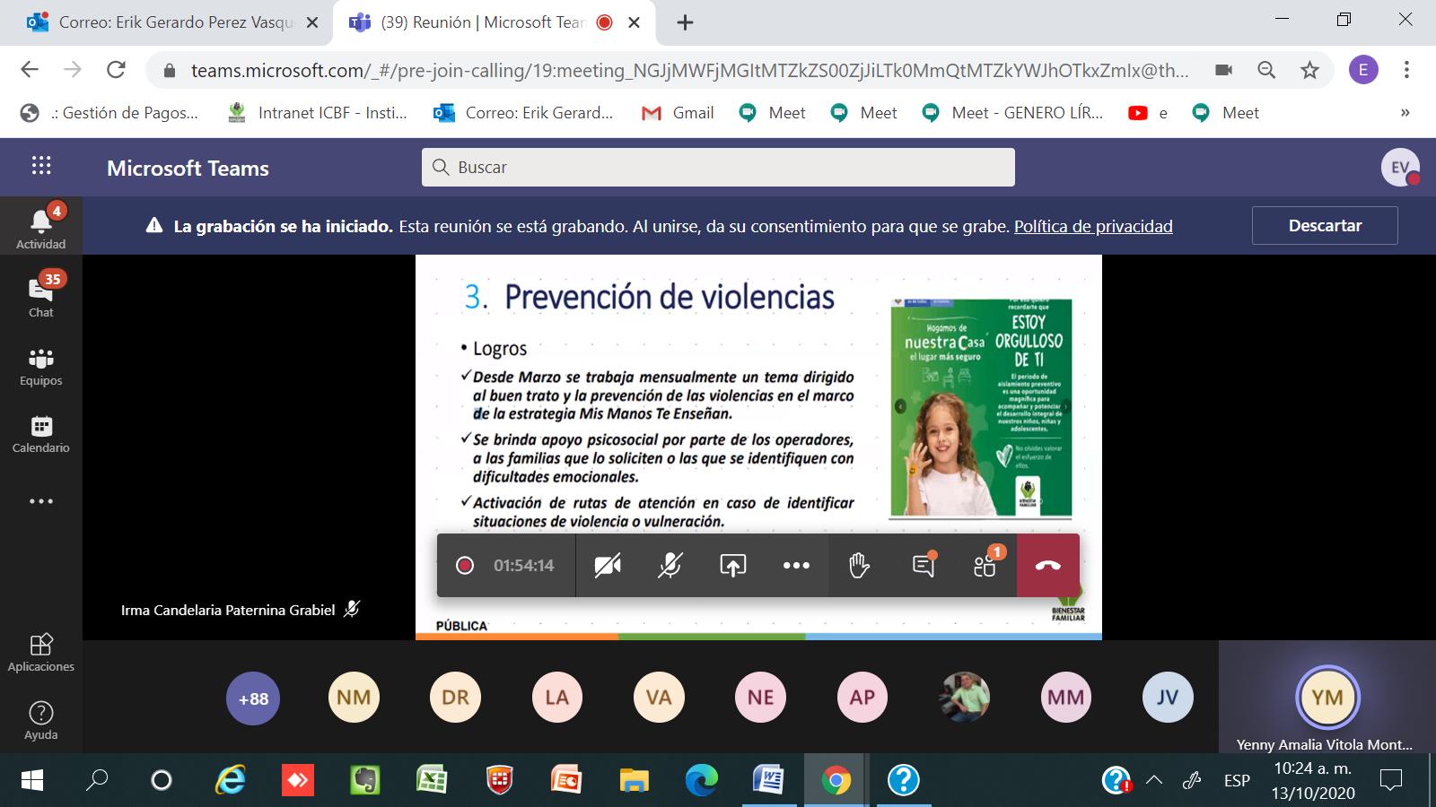 ICBF fortalece acciones de prevención de riesgos específicos en niños y adolescentes de Sucre