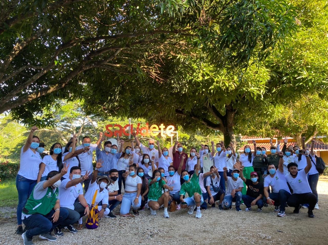 Sacúdete llega a Córdoba para atender a más de 4.800 adolescentes y jóvenes