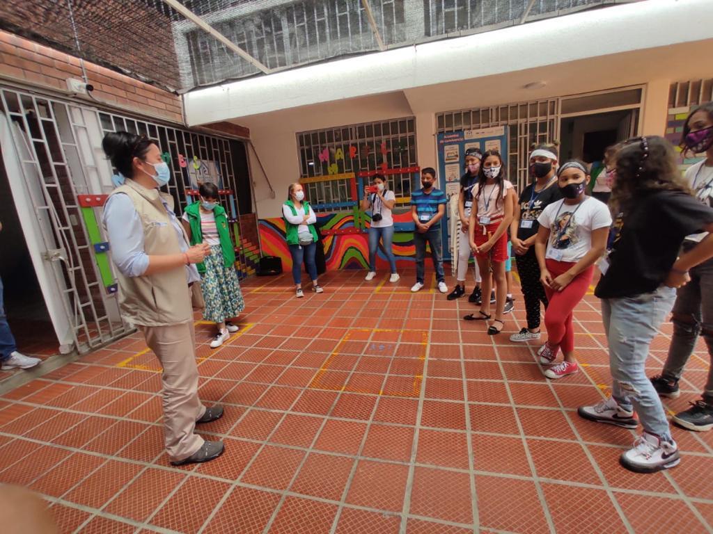 ICBF articula acciones para la atención de niños y niñas migrantes en Villa del Rosario y Cúcuta