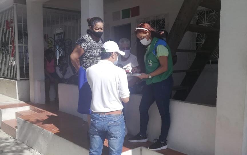 ICBF acompaña familia de niña fallecida en accidente casero en Barranquilla