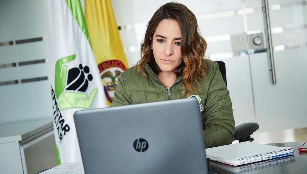 Directora ICBF instaló capacitación virtual para fortalecer rol de Defensores de Familia como garantes derechos de niños, niñas y adolescentes