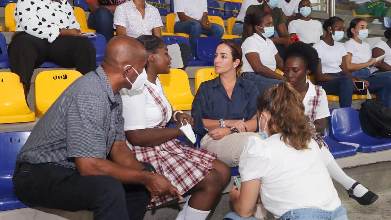 Directora ICBF presenta balance de oferta institucional en Chocó