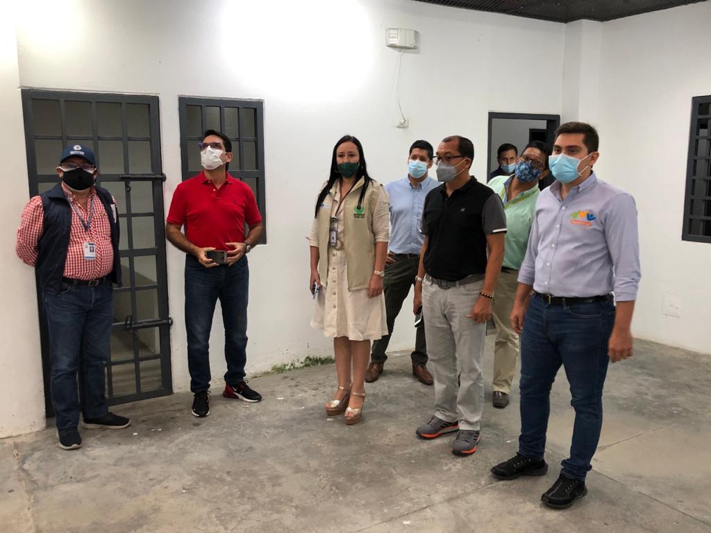ICBF recibió instalaciones del Centro de Atención Especializada  en el Meta