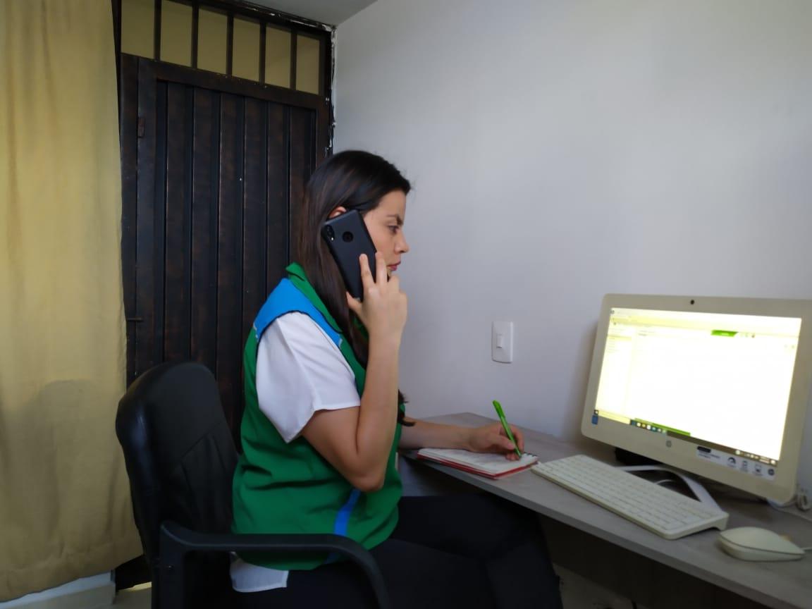 ICBF continúa acompañamiento virtual a niños focalizados en situación trabajo infantil en Santander