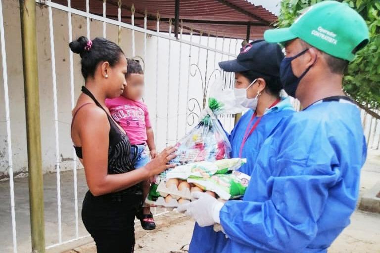 ICBF trabaja en la prevención de la desnutrición con más de mil niños y mujeres gestantes en Magdalena