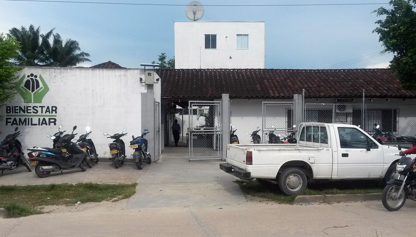 Fachada Dirección Regional Amazonas