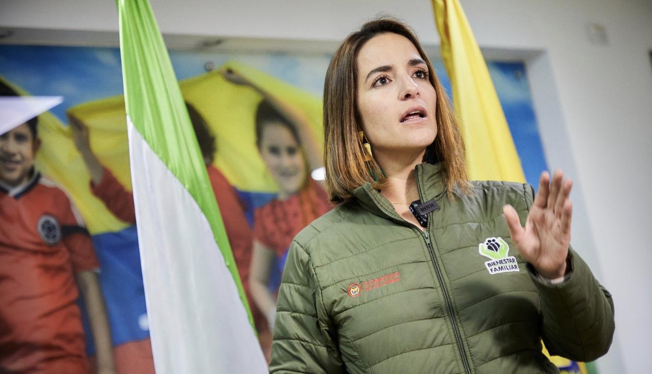 Directora ICBF invita a la ciudadanía a proteger los recursos de la niñez