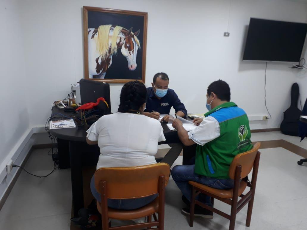 ICBF y Casa de Cultura se unen por los adolescentes y jóvenes del Sistema de Responsabilidad Penal en Arauca