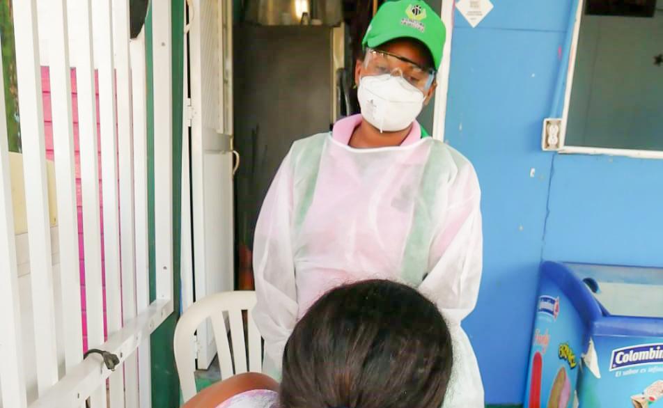 ICBF realizó jornada en San Andrés para focalizar niños con permanencia en call