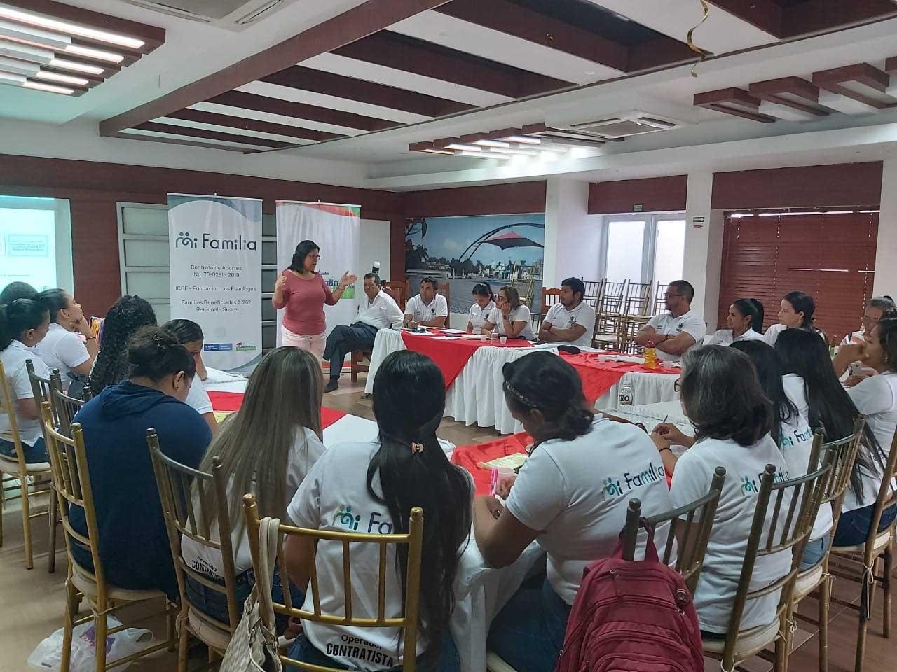 ICBF beneficiará a más de 2.000 familias con la modalidad Mi Familia en Sucre