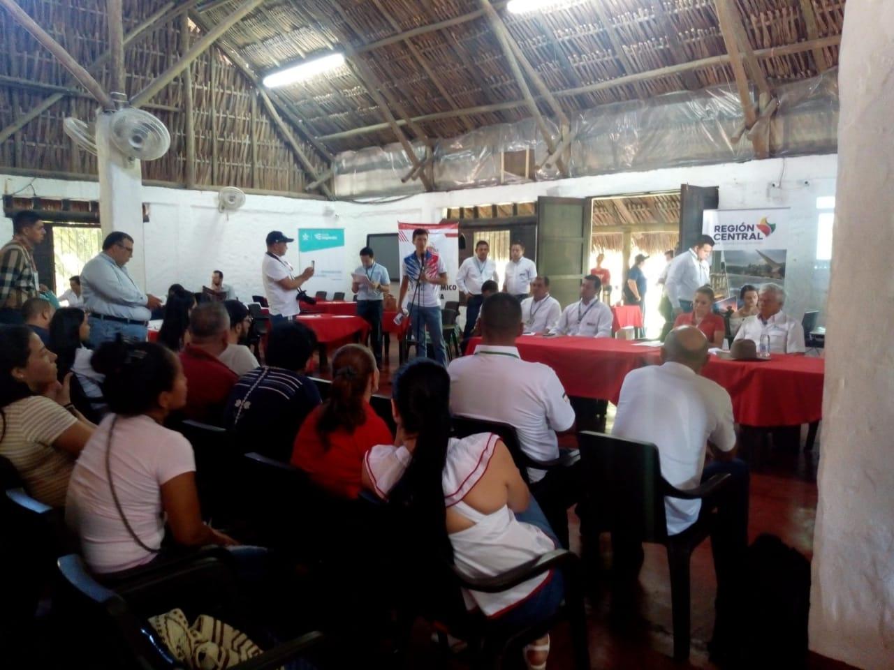 Encuentro de Compras Públicas Locales - Villavicencio - Meta 2019