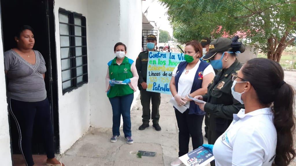 ICBF trabaja en la prevención de la violencia en hogares de Córdoba