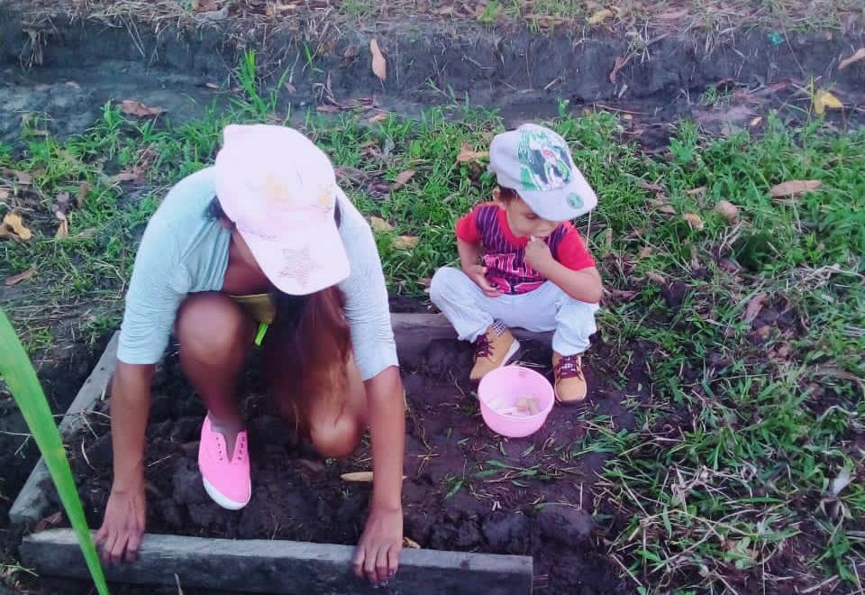 ICBF implementa estrategia práctica para la promoción de pautas de crianza amorosa en Guainía