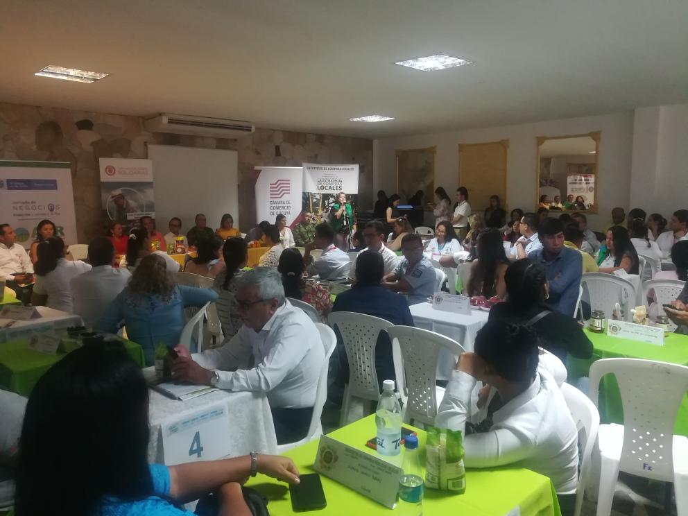 Encuentro de Compras Públicas Locales - Cúcuta, Norte de Santander 2019