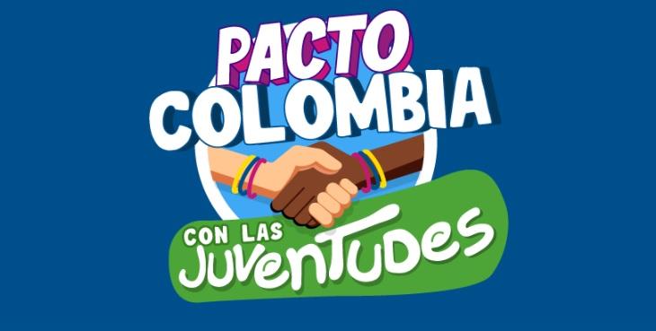 Este jueves se inicia en los territorios Pacto: Colombia con las Juventudes