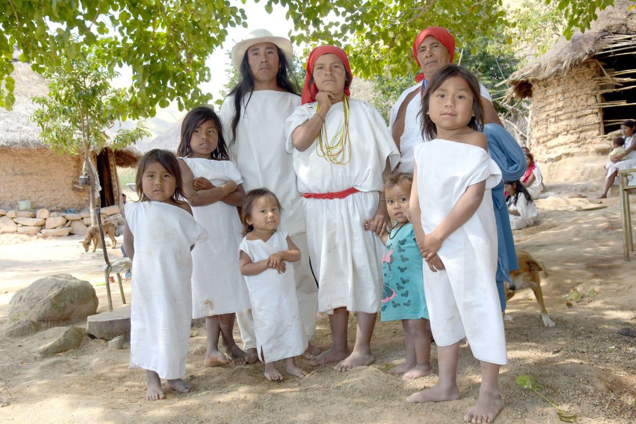 ICBF entrega recomendaciones de prevención de contagio en lenguas iku y wayuunaiki
