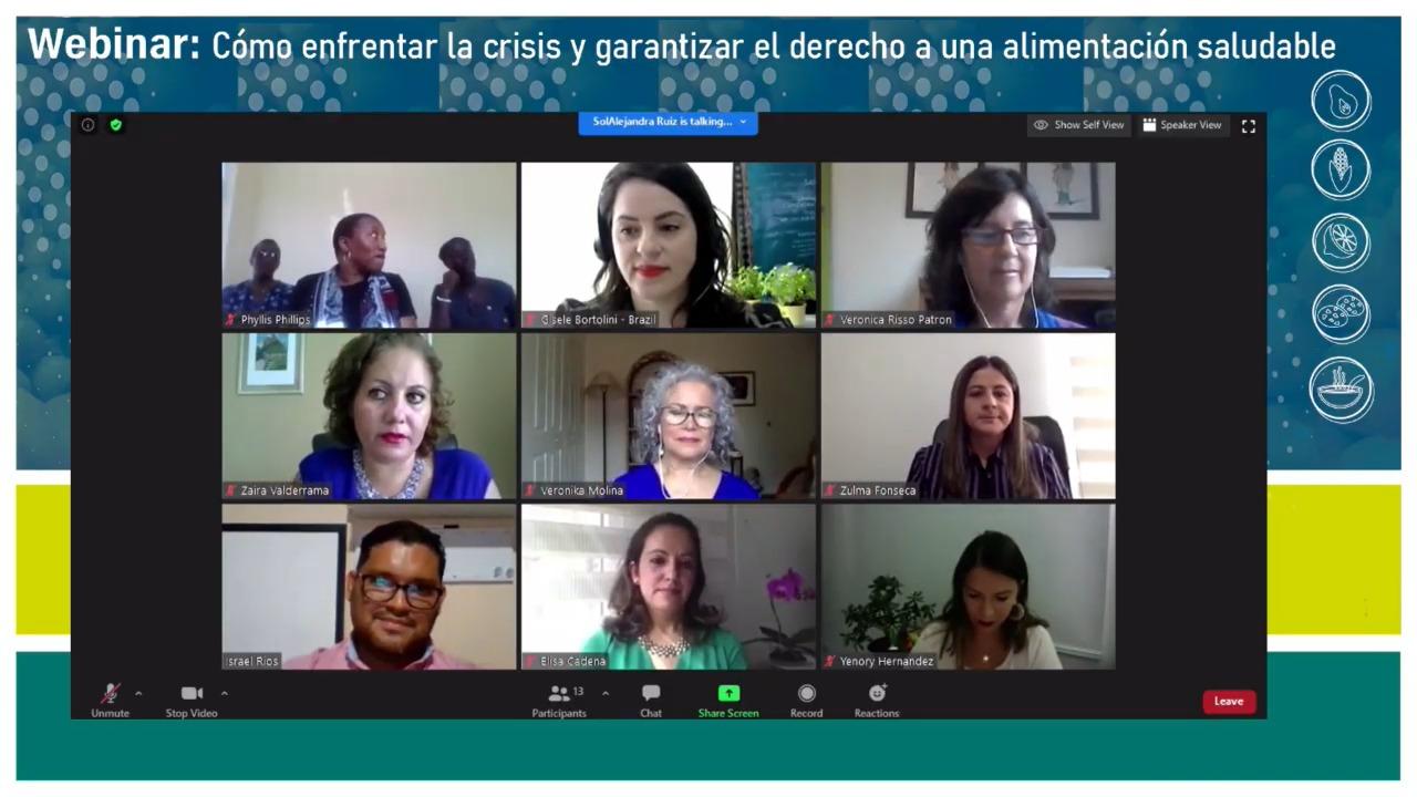 ICBF destacado en Latinoamérica por acciones en alimentación saludable durante la pandemia