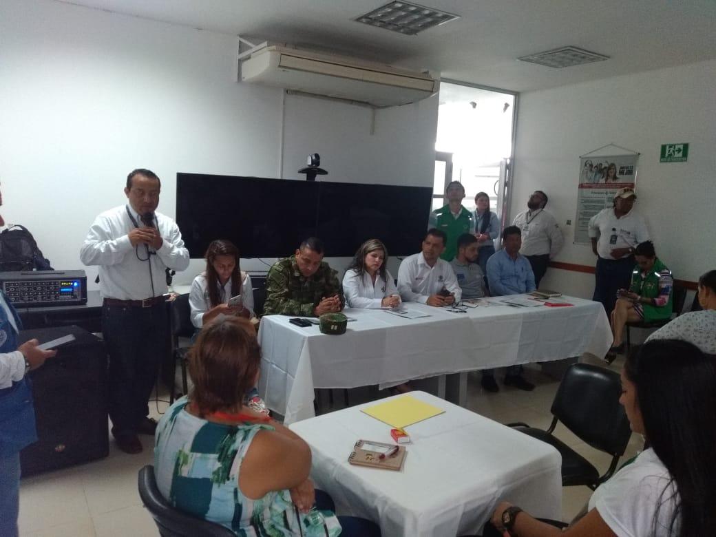 Encuentro de Compras Públicas Locales - San José del Guaviare 2019