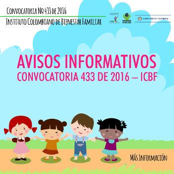 Convocatoria CNSC 433