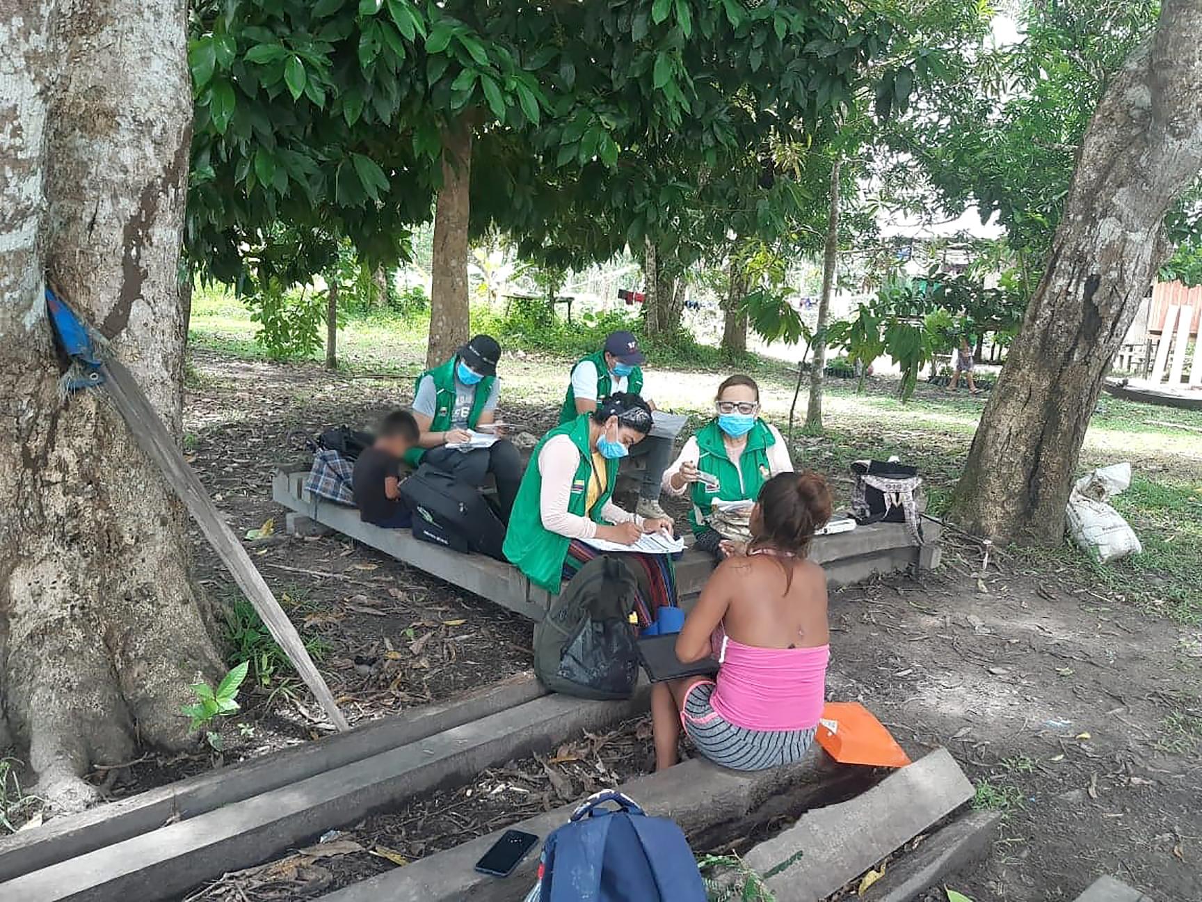 ICBF ha incrementado la atención para prevenir el trabajo infantil en territorios de frontera con Perú