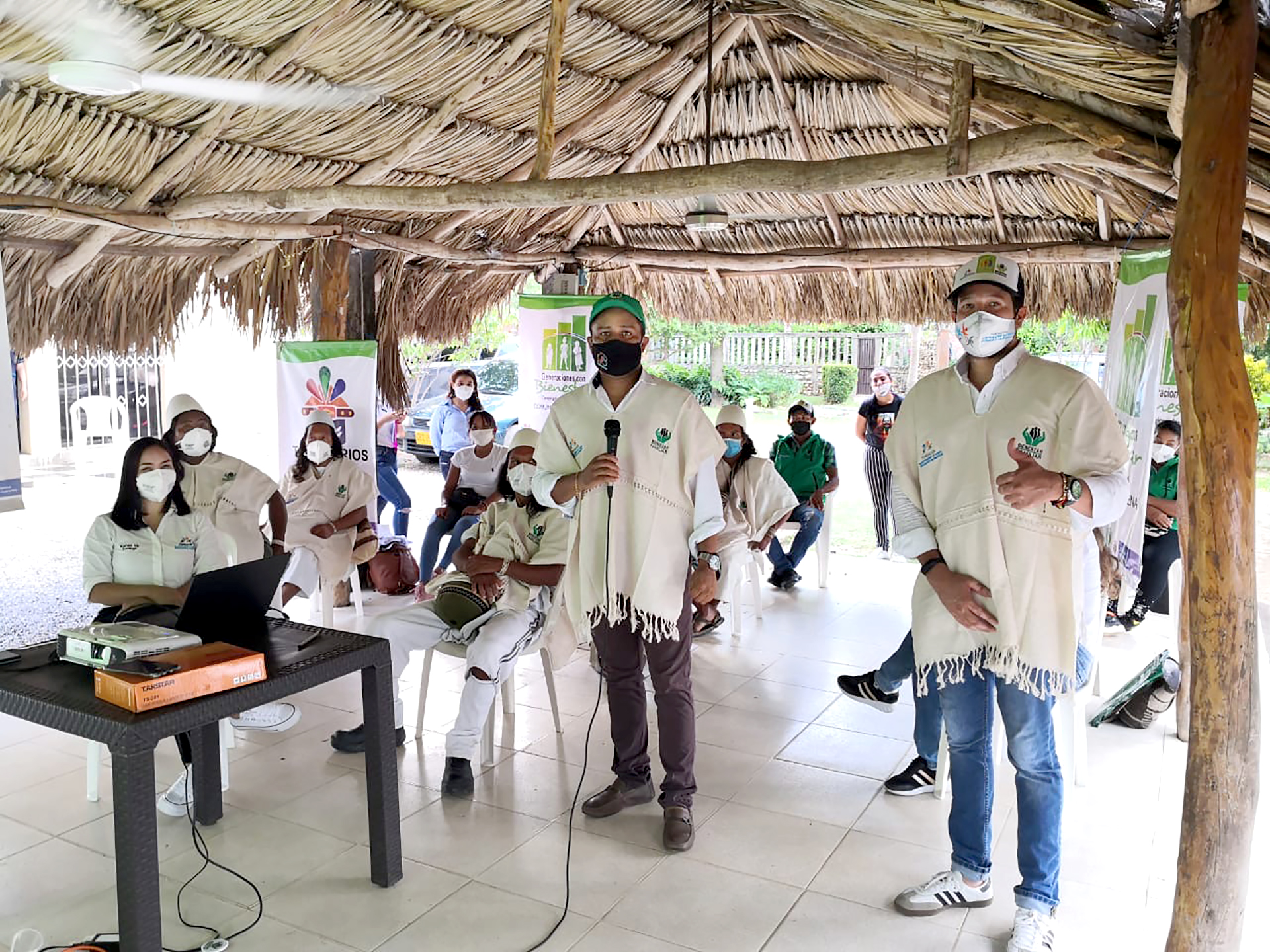 ICBF beneficiará a 800 niños y adolescentes de comunidades étnicas en el Cesar