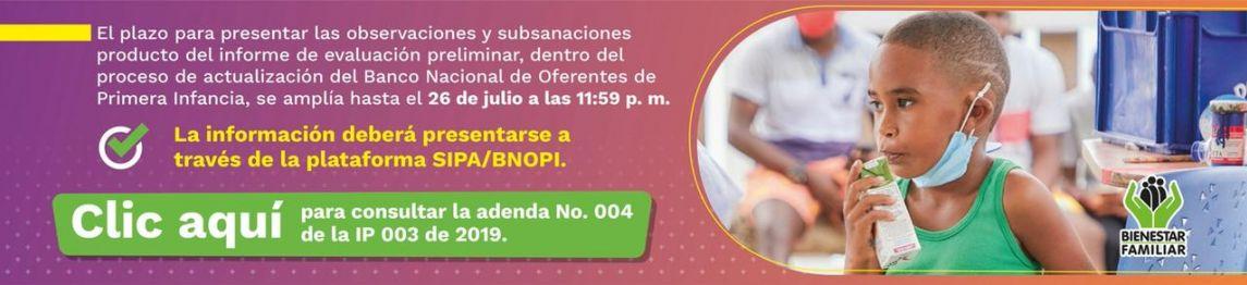 Banco Nacional de Oferentes