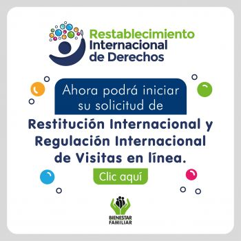 Restitución Internacional y Regulación de Visitas