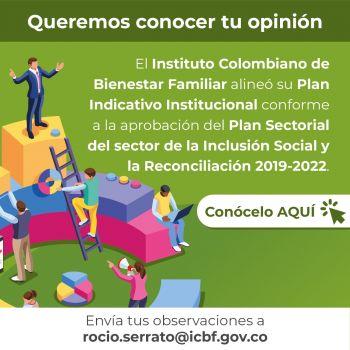 Plan Indicativo 2019-2022