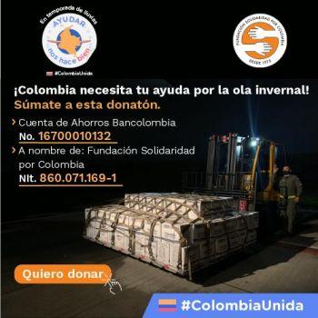 Solidaridad por Colombia